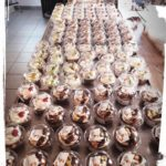 Muffins für das 750 Jahre Fest in Fuchshain