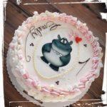 Joghurttorte zum 1. Geburtstag