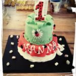 Geburtstagstorte zu Hannas 1.