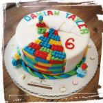 Lego Motiv Torte