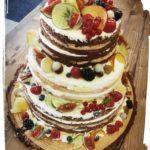 naked cake Fruchtbombe