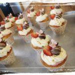 Cupcakes mit Limettencreme