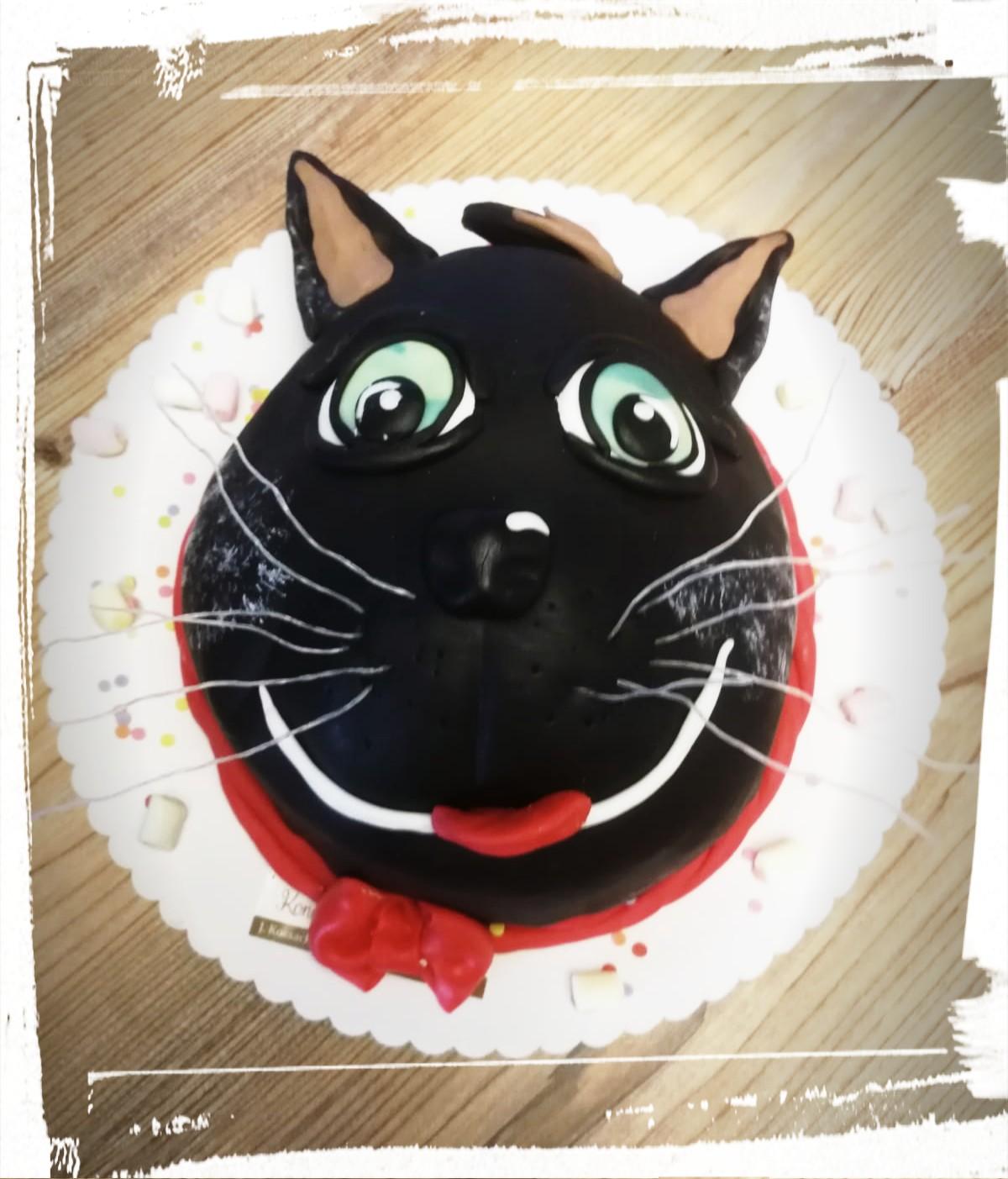 """Motiv Torte """"schwarzer Teufel"""""""